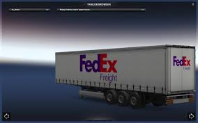 FEDEX TRAILER Mod - Mod For European Truck Simulator - Other Home Ak Truck Trailer Sales Aledo Texax Used And Paper Peterbilt 389 Best Resource Fresh Fast Track Your Trailers New Trucks Paper Essay Service Lkhomeworkvzeyingrityccretesolutionsus Model Of A Truck Stock Vector Martin2015 138198784 Advanced Driving School Fontana Ca Gezginturknet Rolls In Trailer Photo 86365004 Alamy On Twitter Find All Our Latest Listings Added Realtime Displays Provide Location Triggered Ads Traffic Pedigree Salem Nd Stock Image Image Yellow 85647