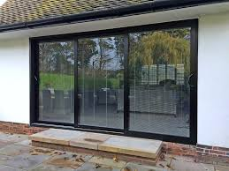 100 Sliding Exterior Walls Convert Window To Door Cost Replace Patio With Hinged How