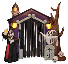 Halloween Blow Up Decorations For The Yard by Inflatable Halloween Lawn Decorations The Easy Way To Decorate