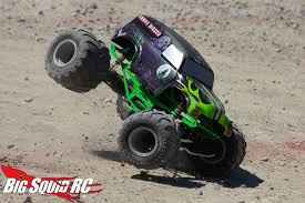 100 Big Trucks Racing Event Coverage BIGFOOT 44 Open House RC Monster Truck Race