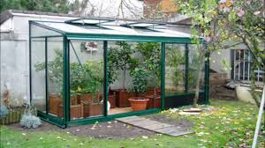 serres de jardin verre et aluminium