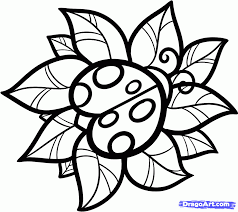 Previous Page Ladybug Coloring Pages