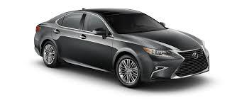 2018 Lexus ES Luxury Sedan