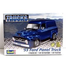 100 1955 Ford Panel Truck Carro REVELL AMERICANA Revell No
