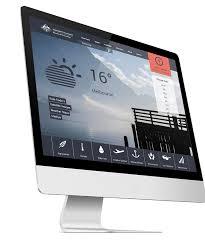 bureau designer bureau of meteorology website redesign daniel elias sydney