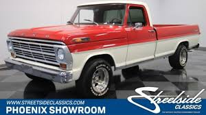 1969 Ford F100 For Sale Near Meza, Arizona 85204 - Classics On ...