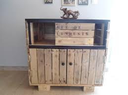 meuble en palette bois vente mzaol destiné à meuble en bois de