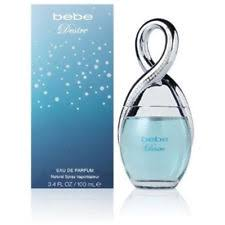 eau de toilette bebe bebe desire eau de parfum spray for 3 4 ounce ebay