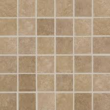 american olean mosaic tile shop american olean weddington russet squares mosaic