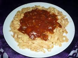 recette de pate au thon recette de pates sauce thon