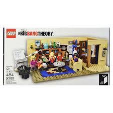 مجموعة البناء the big theory 21302 من ليغو