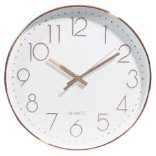 horloge chambre bébé chambre bebe garcon design 8 horloge d 31 cm swaggy copper