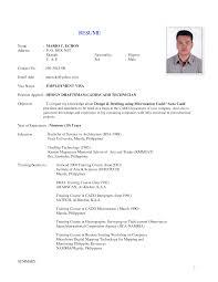 Medical Technologist Resume