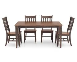 Hudson Park 5 Pc 60 Rectangle Dining Room Set