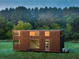 104 Japanese Tiny House One Xl Home On Wheels That Can Sleep Eight People For 69 800