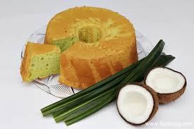 pandan chiffon cake foohung food travel lifestyle