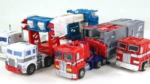 Transformers Optimus Prime Ultra Magnus 4 Truck Trailer Vehicle Car ...