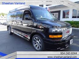 2017 GMC Savana 2500 Explorer LTD SE 9 Passenger Conversion Van
