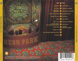 Little Feat Fat Man In The Bathtub by Cd Album Little Feat Live From Neon Park Zoo Entertainment Usa