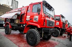 100 Dakar Truck The 2019 Rally Explained IGP Methanol