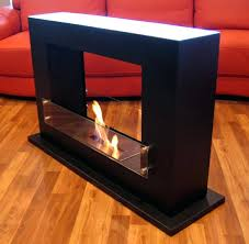 Portable Modern Fireplace Modern Fire Even Indoor Glass Steel