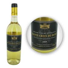 sainte croix du mont grand vin blanc 12 5 13 00 vol 2011