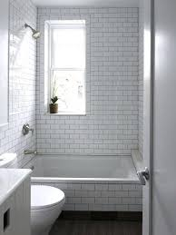 subway tile bathroom homefield