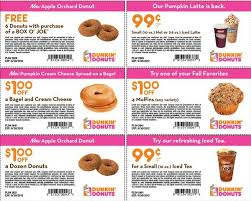 Dunkin Donuts Pumpkin Latte Gluten Free by How To Find Dunkin U0027 Donuts Coupons