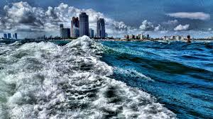 Sinking Islands Global Warming by Miami Is Already Sinking Under Rising Sea Levels Grist