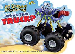 Who's That Truck? | Book By Tom Mason, Dan Danko, David Shannon ...