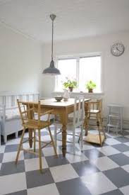Checkered Vinyl Flooring Roll by Forbo Marmoleum Click Moon Silver Shadow Kitchen Pinterest