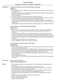 Supplier Quality & Development Engineer Resume Samples ... Unique Quality Assurance Engineer Resume Atclgrain 200 Free Professional Examples And Samples For 2019 Sample Best Senior Software Automotive New Associate Velvet Jobs Templates Software Assurance Collection Solutions Entry Level List Of Eeering And Complete Guide 20 Doc Fresh 43 Luxury 66 Awesome Stock Engineers Cover Letter Template Letter