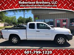 Used 2005 Toyota Tacoma For Sale In Picayune, MS 39466 Robertson ... Preowned 2005 To 2015 Toyota Tacoma Photo Image Gallery Wheel Offset Super Aggressive 3 5 Suspension Lift 6 Truck Of The Year Winner 4runner Wikipedia Used For Sale In Raleigh Nc Cargurus Tundra Work City Tn Doug Jtus Auto Center Inc Dayna Twinwheeler 1 Year Mot 35 Tonne Truck Snugtop Sport Caps For And Car Panama Tacoma Aitomatica Pickup Trucks Automobile Magazine Covers Bed Cover 68