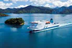 Crossing The Cook Strait, New Zealand By Ferry: Travel Times ...