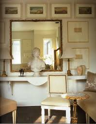 Broadway Lighted Vanity Makeup Desk 2010 by Boxwood Terrace A Boston Pied à Terre