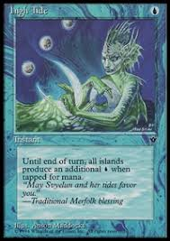 Mtg Storm Deck Legacy by Deck Solidarity Reset High Tide Developing Legacy Legacy