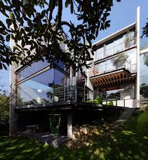 100 Contempory Home Contemporary In Mexico Features Glass Walls Freshome