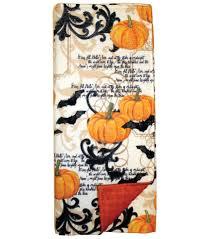 Foam Pumpkins Bulk by Maker U0027s Halloween Ornate Drying Mat Pumpkins U0026 Bats Joann