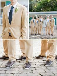Elegant Islamorada Beach Wedding Groomsmen OutfitsCasual