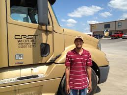 100 Crst Trucking School Locations Wali Former JTL Truck Driver Training Student With CRST JTL