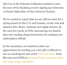 I Just Got This Message...Thank You,Criterion! : Criterion Code Conference 2018 Media Tech Recode Events Arrow Films Coupon Gw Bookstore Code 9kfic8uqqy2b2uwmjner_danielcourselessonsbreakdownsummaryfinalmp4 I Just Got This Messagethank Youcterion Cterion First Run Features Home Facebook Top Food Delivery Apps Worldwide For Q2 2019 By Downloads Internet Subtractioncom Khoi Vinhs Web Site Page 4 Welcomevideo2417hd7pfast1490375598520mov Best Netflix Alternatives Techhive Virgin Media Check Bill Crafts Kids Using Paper Plates The Bg News 12819 Boxwalla Film October Subscription Box Review Hello Subscription