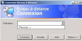 Paramètres Fichier Rdp Bureau à Distance Site Officiel Installation De L Affichage à Distance Du Bureau Xp