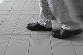 kitchen non slip floor tiles for commercial kitchen on a budget