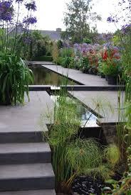 swimming pool gardens wading garden limestone helen dillon