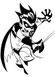 Batman Printable Coloring Pages 1702969