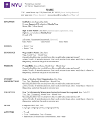 Good Attorney Resume Samples Best Of Nyu Law Format Sradd