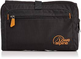 Lowe Alpine Unisex's Roll-Up Wash Bag-Anthracite, One Size: Amazon ...