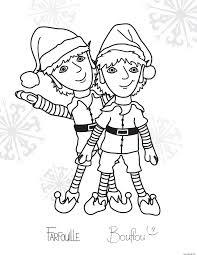 Tête Du Renne Du Père Noël à Colorier Et à Fabriquer Tete De