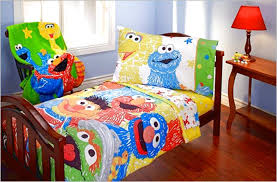elmo bedding for cribs sesame street elmo toddler bed in a bag