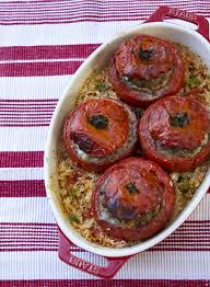 recette de cuisine ancienne tomates farcies à l ancienne coquillette recettes de